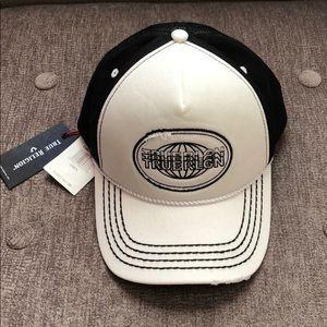 True Religion Trucker Hat Baseball